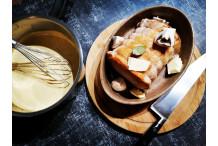 Menu Entrée + Plat + Dessert